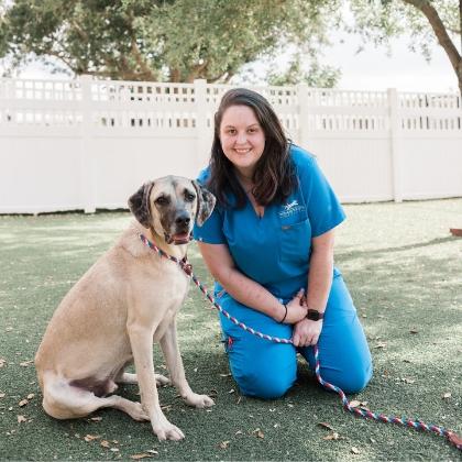 elizabeth horning animal care team humane society naples