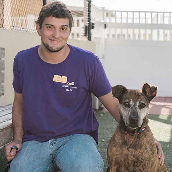 Alex Woods Shelter and Animal Care Staff Humane Society Naples Collier County No Kill Animal Shelter