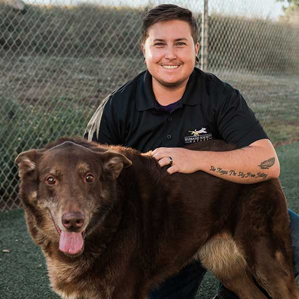 Brayden Collins Shelter and Animal Care Staff Humane Society Naples Collier County No Kill Animal Shelter
