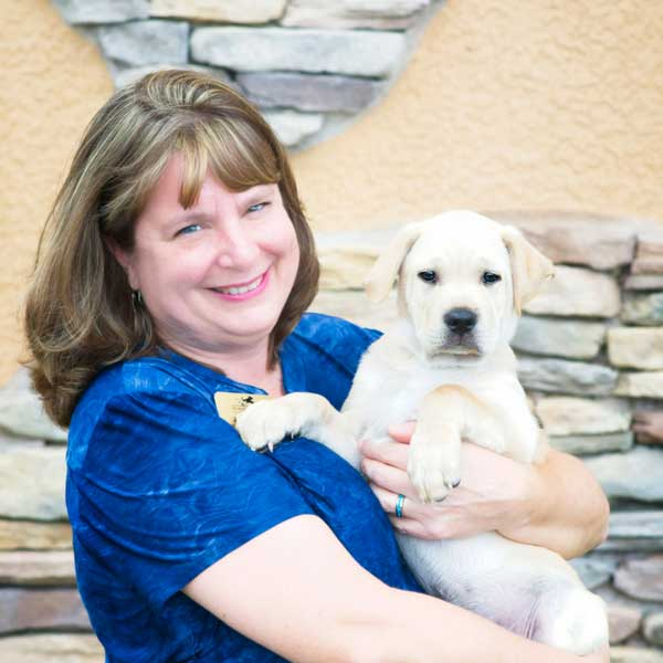 Jen Feuerstein, the Director of Human Resources at the Humane Society Naples | No Kill Shelter in Collier County Naples Florida
