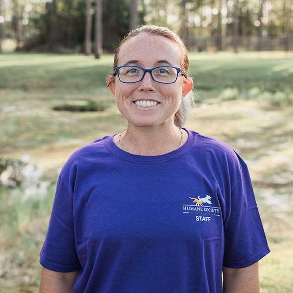 Jessica Harpin | Humane Society Naples Oakes Boarding