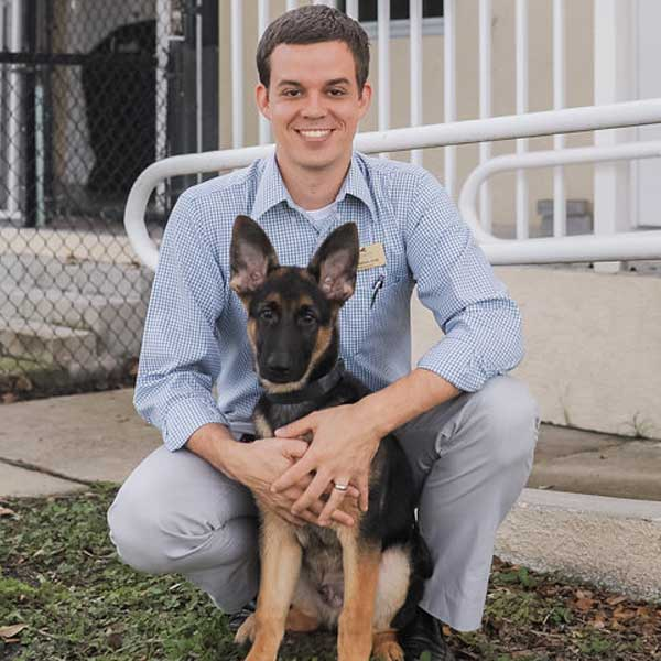 John Morton, DVM the Medical Director at the Humane Society Naples | No Kill Shelter in Collier County Naples Florida