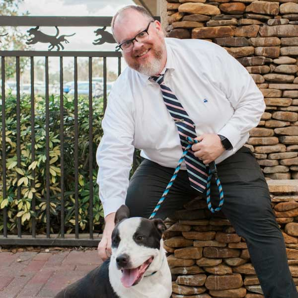 Jon Foerster, Director of Community Affairs at the Humane Society Naples | No Kill Shelter in Collier County Naples Florida
