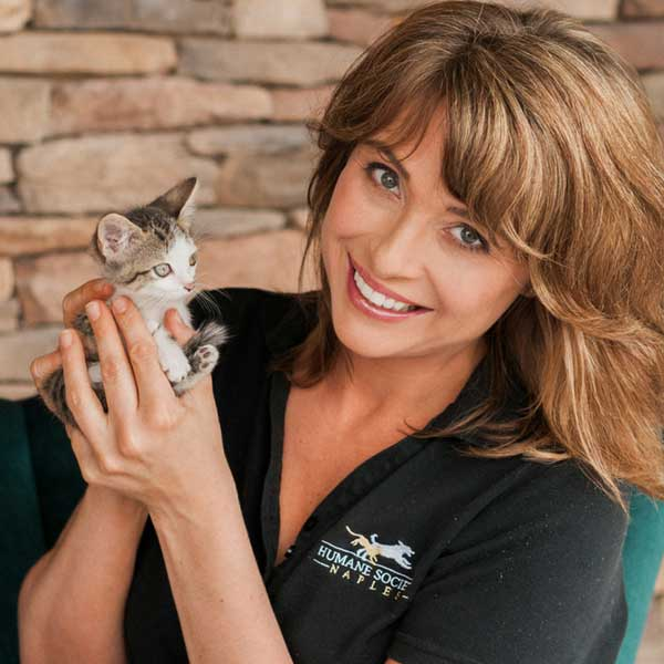 Kristin Sampson, Shelter Manager at the Humane Society Naples | No Kill Shelter in Collier County Naples Florida
