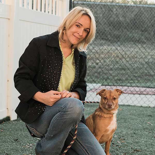 Kylie Honecker Shelter and Animal Care Staff Humane Society Naples Collier County No Kill Animal Shelter