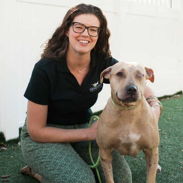 Meredith McLean, Special Events Director at the Humane Society Naples | No Kill Shelter in Collier County Naples Florida