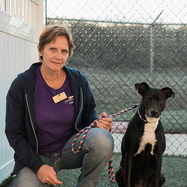 Pam Whaley Shelter and Animal Care Staff Humane Society Naples Collier County No Kill Animal Shelter