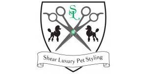 Shear Luxury Pet Styling Sponsor Logo | Humane Society Naples