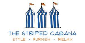 The Striped Cabana Sponsor Logo | Humane Society Naples